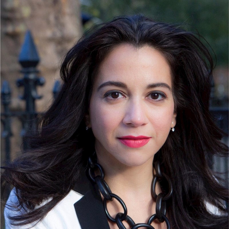 Angelina Ramirez - business planning and development - Senior Executive Consultant